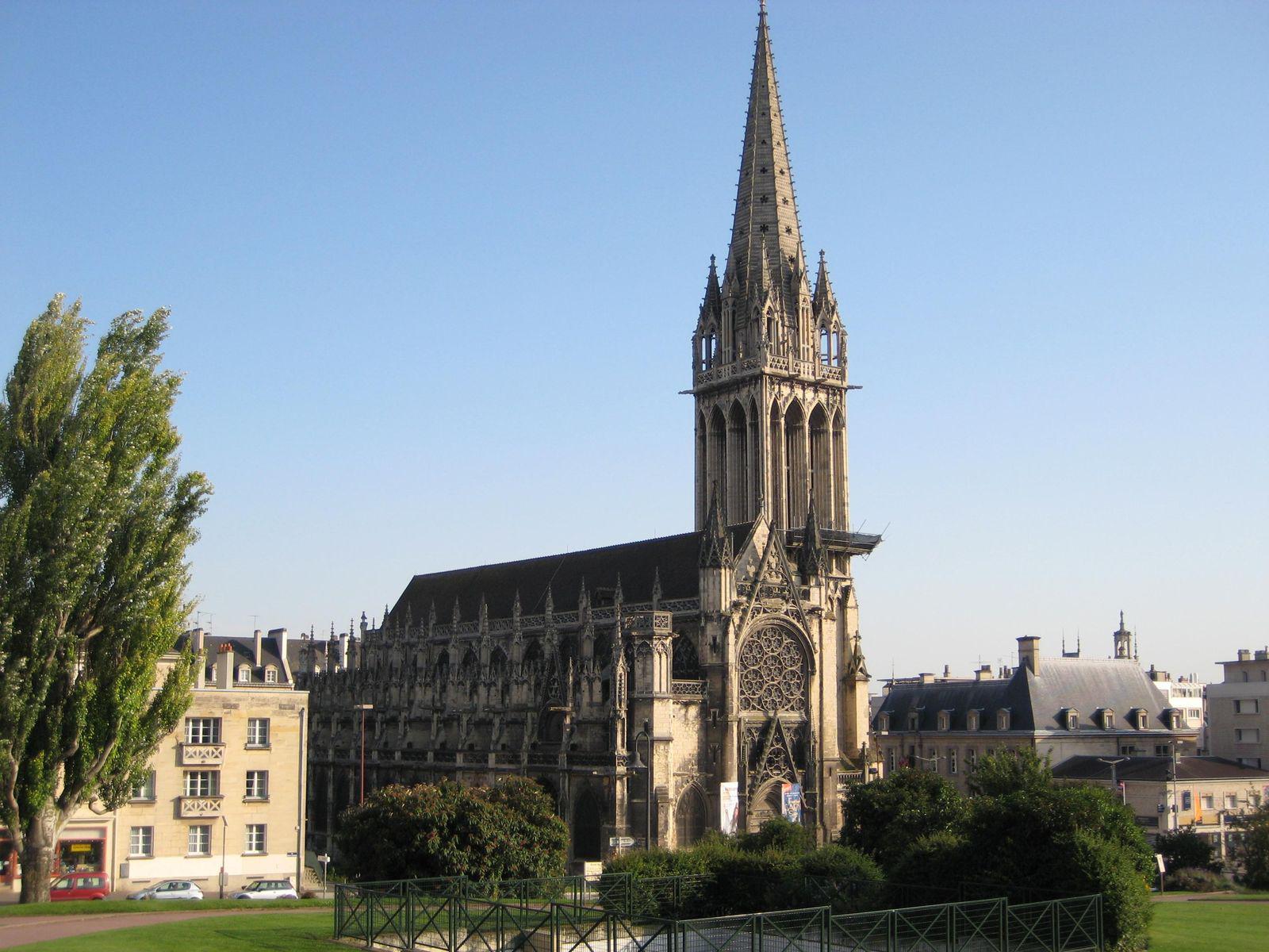 Église Saint-Pierre_Caen