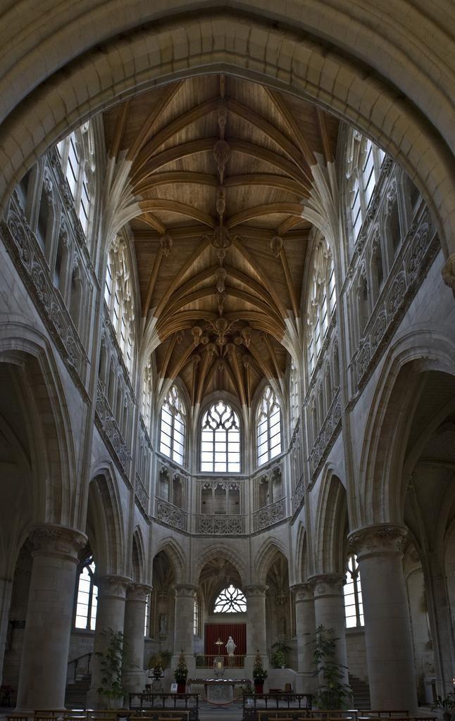 Église de La Trinité_Falaise