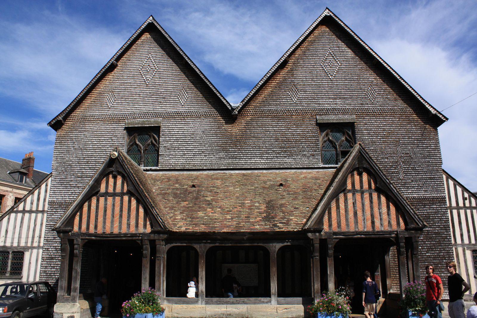 Église Sainte-Catherine_Honfleur