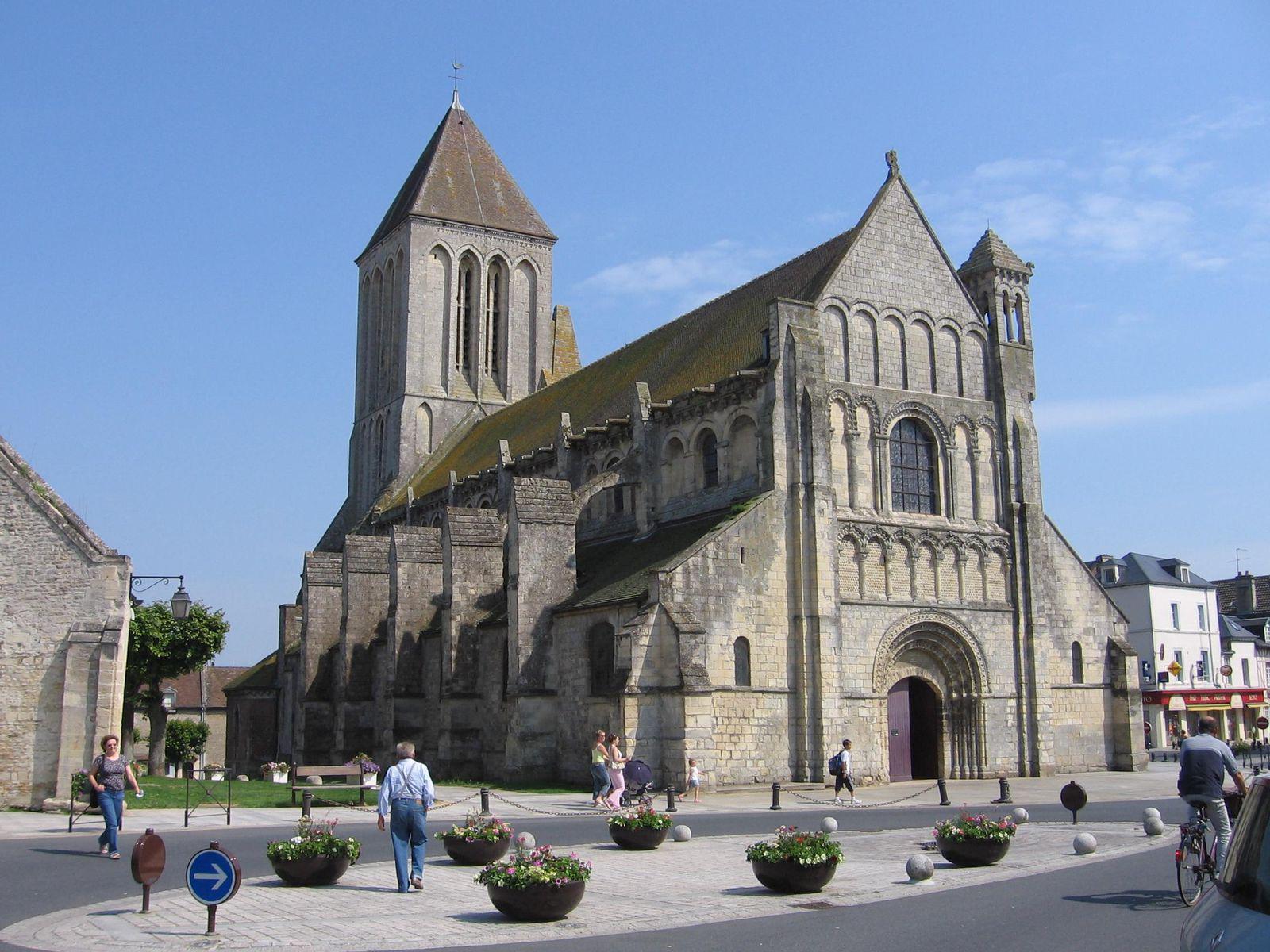 Église Saint-Samson_Ouistreham