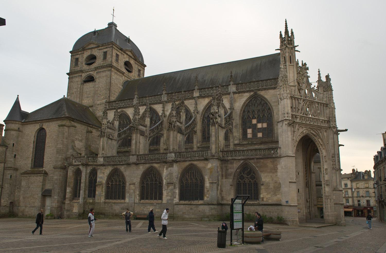 Église Notre-Dame_Alençon
