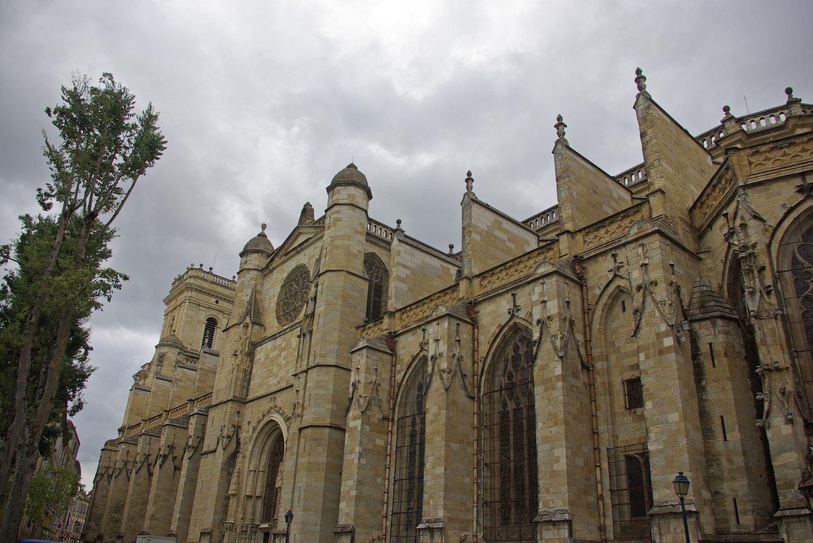 Cathédrale Sainte-Marie_Auch