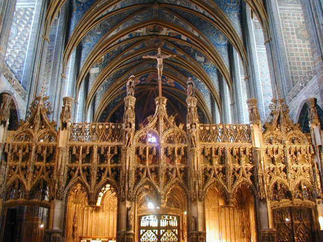 Porche de la cathédrale Sainte Cécile_Albi (1)