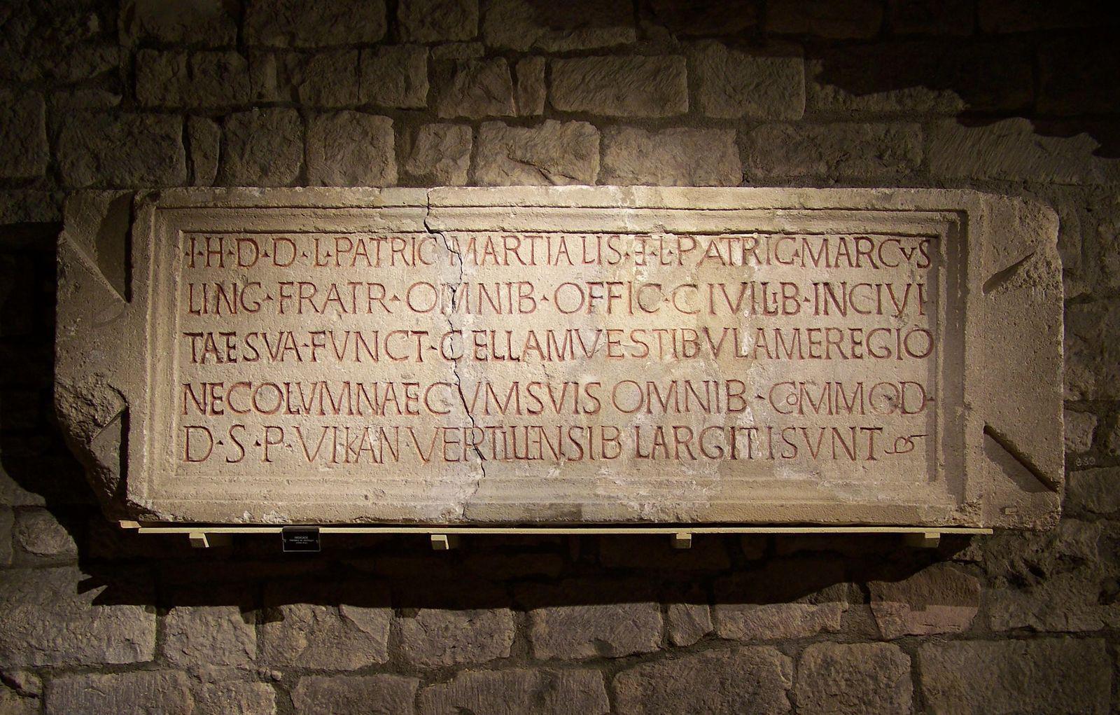 Musée archéologique_Dijon