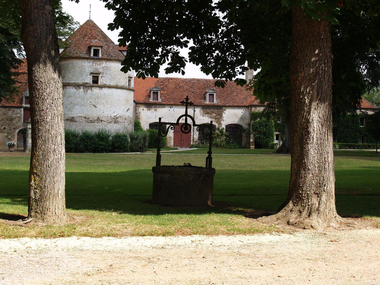 Château d'Époisses_Époisses