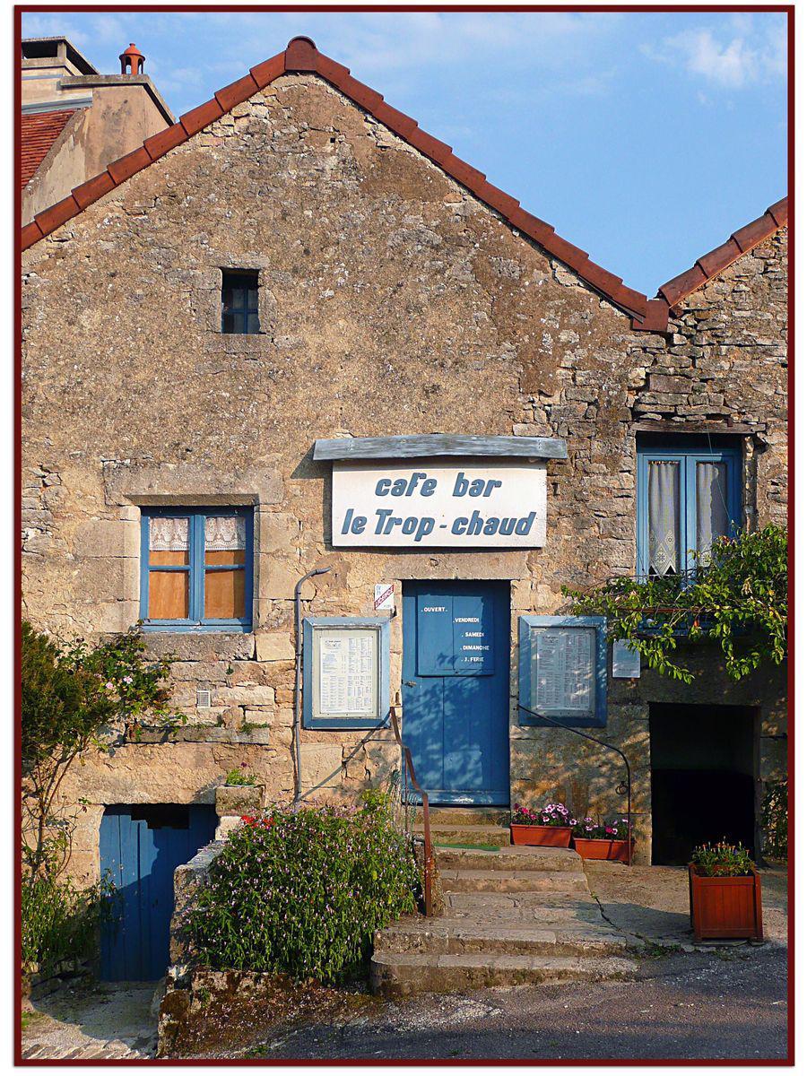 Maisons Anciennes_Flavigny-sur-Ozerain