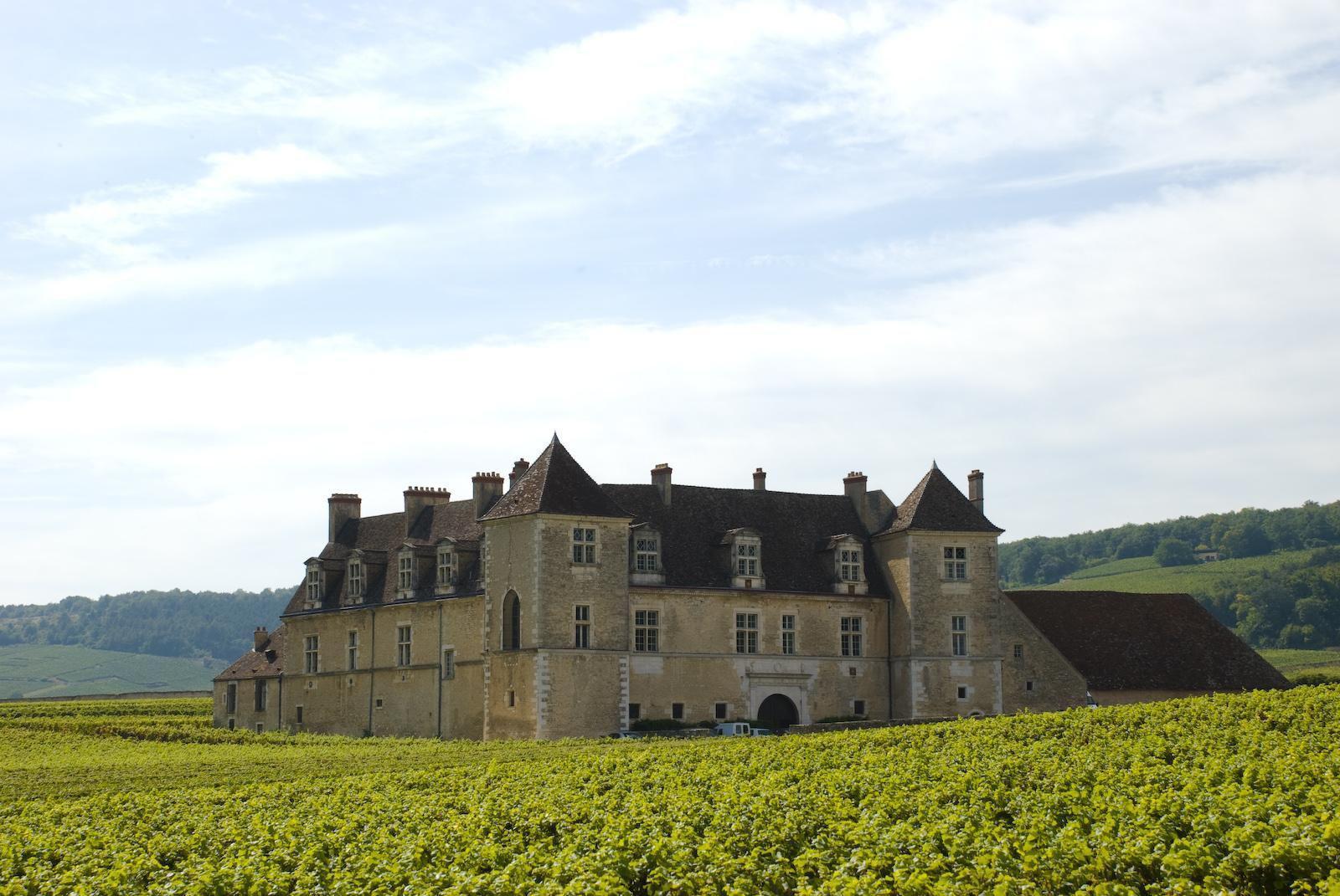 Château du Clos de Vougeot_Vougeot