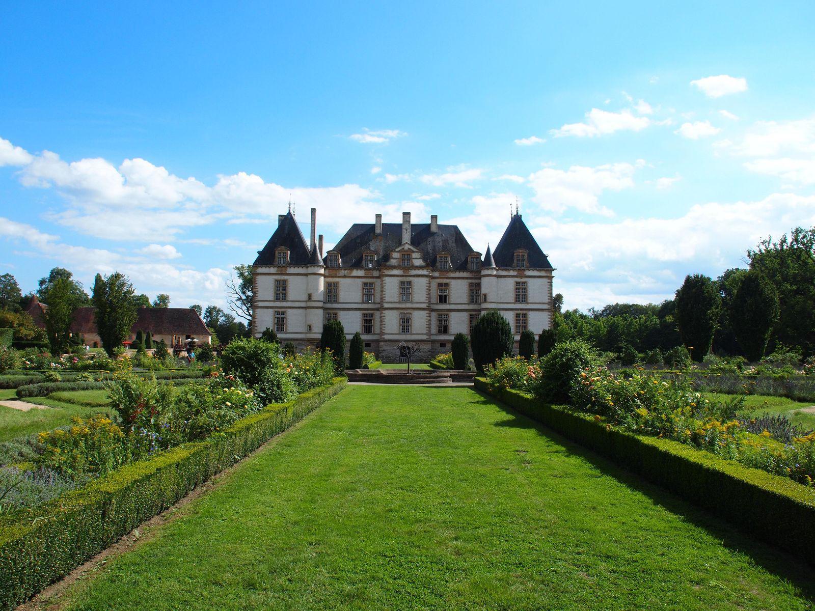 Château de Cormatin_Cormatin
