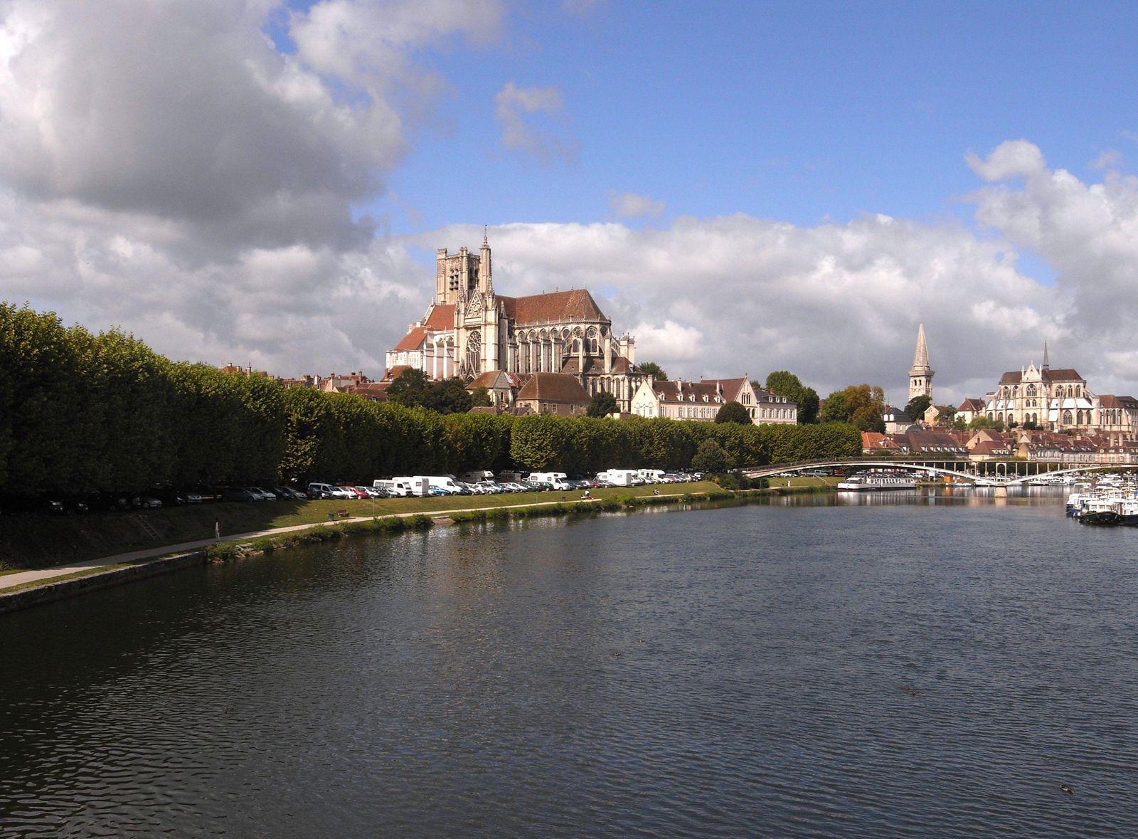 Cathédrale Saint-Etienne_Auxerre