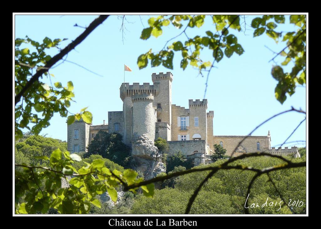 Château de La Barben_La Barben