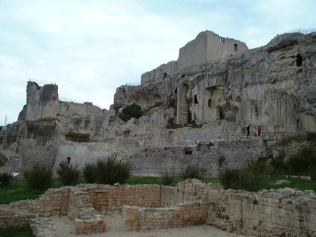 Château des Baux_Les Baux-de-Provence