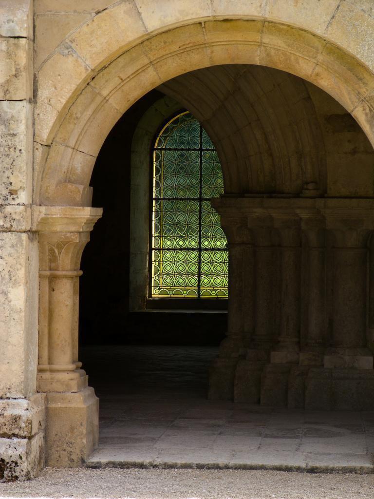 Abbaye de Fontenay_Marmagne