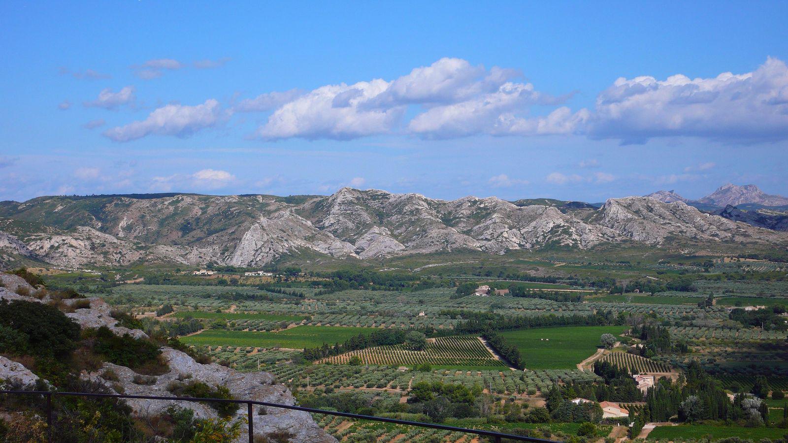 Panorama_Les Baux-de-Provence
