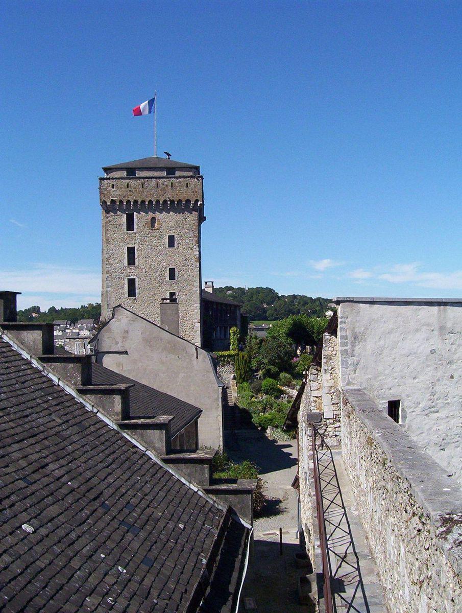 Château et Musée Pyrénnéen de LOURDES_Lourdes