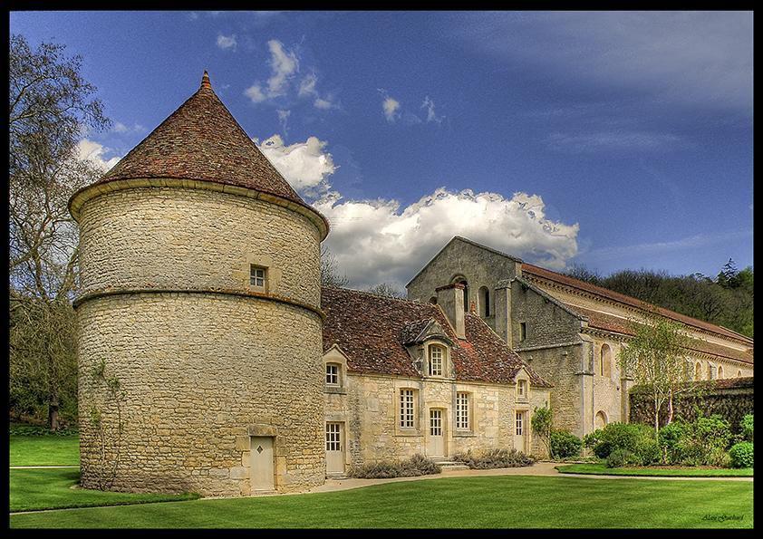 Abbaye de Fontenay_Marmagne (2)