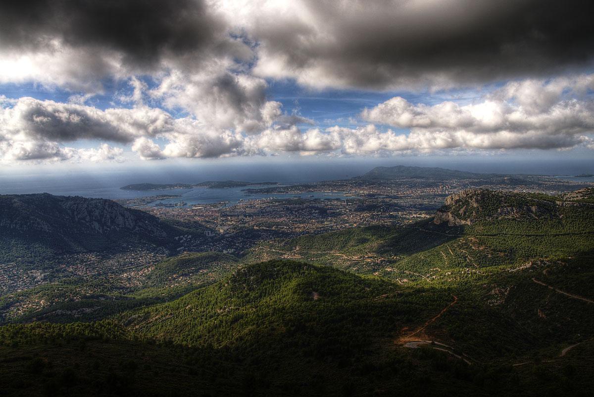 Panorama de la Caume_Saint-Rémy-de-Provence