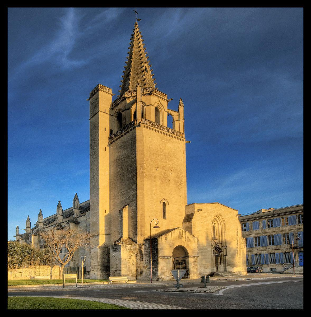 Église Sainte-Marthe_Tarascon