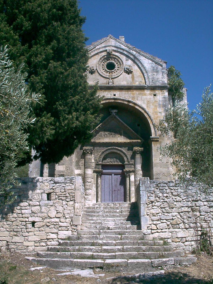 Chapelle Saint-Gabriel_Tarascon