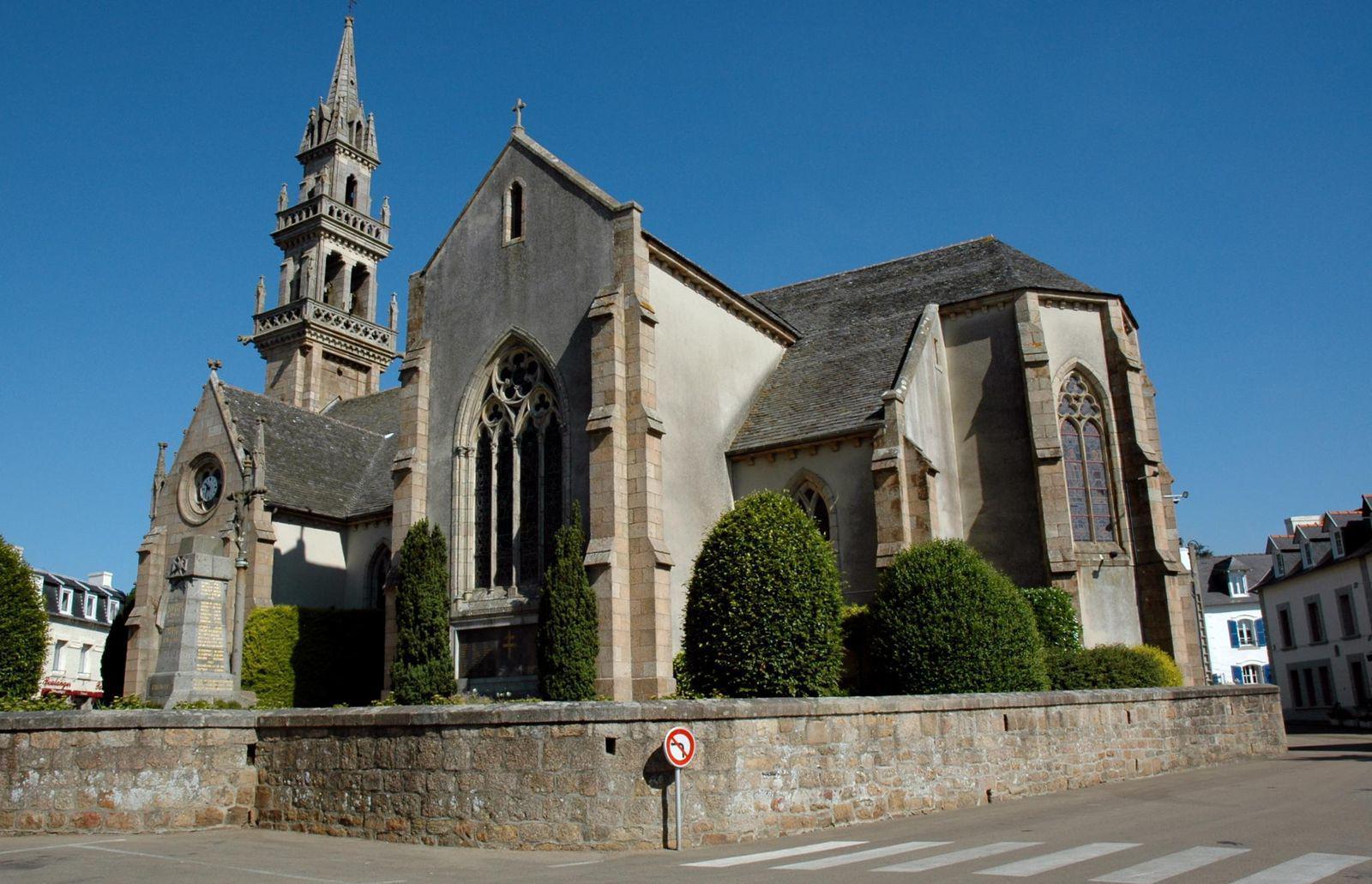 Image : Église de Carantec