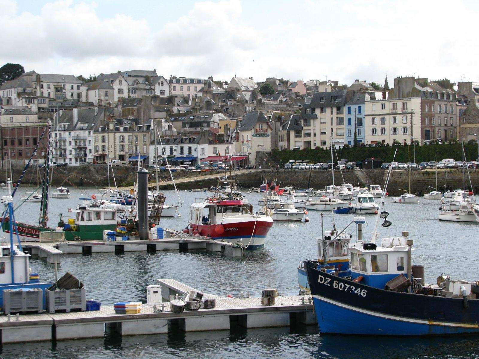 Image : Port de pêche