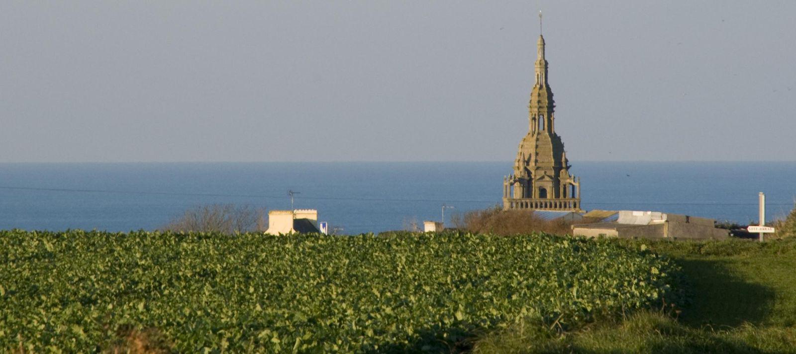 Image : Église de Lampaul-Ploudalmézeau