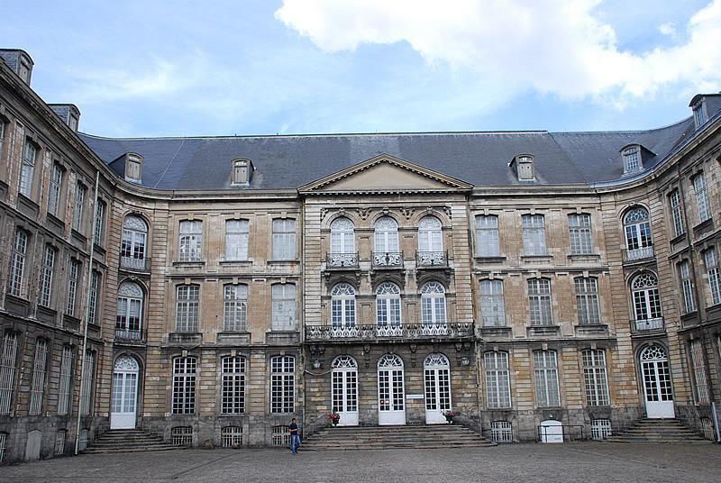 Ancienne Abbaye Saint-Vaast_Arras
