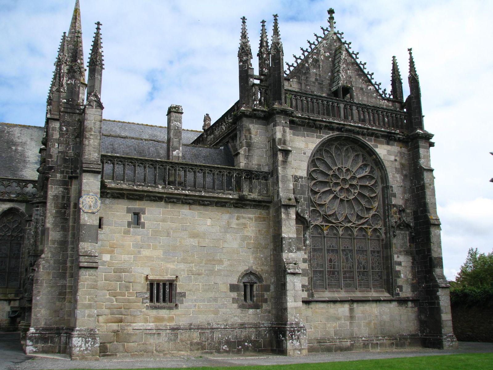 Basilique Notre-Dame du Folgoët_Le Folgoët
