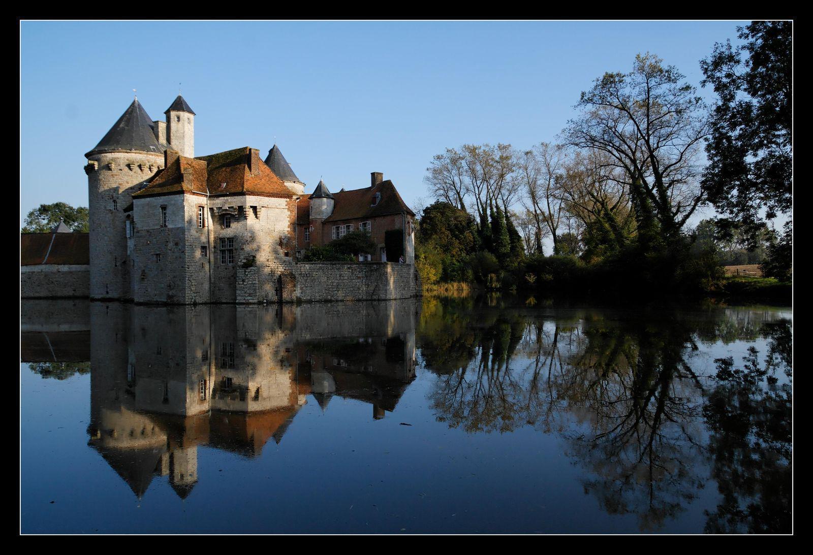 Château D'OLHAIN_Fresnicourt-le-Dolmen