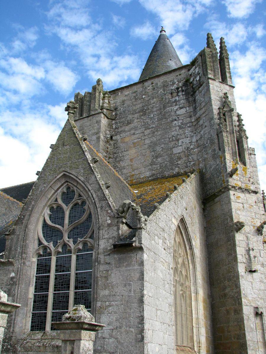 Image : Église Saint-Nonna