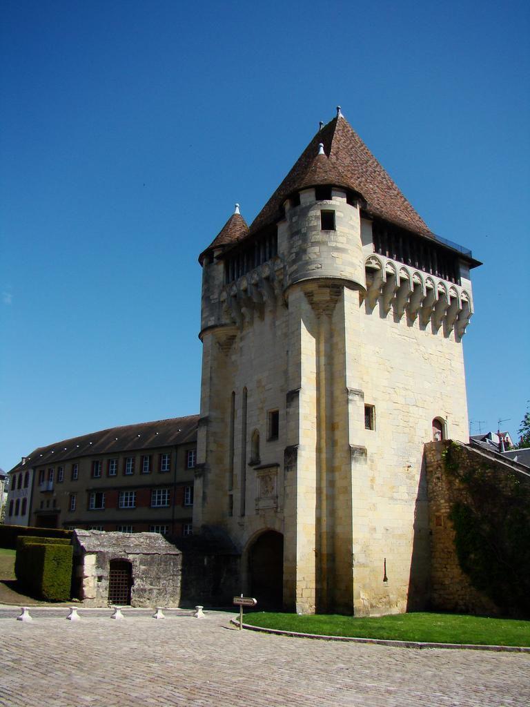 Porte du Croux_Nevers
