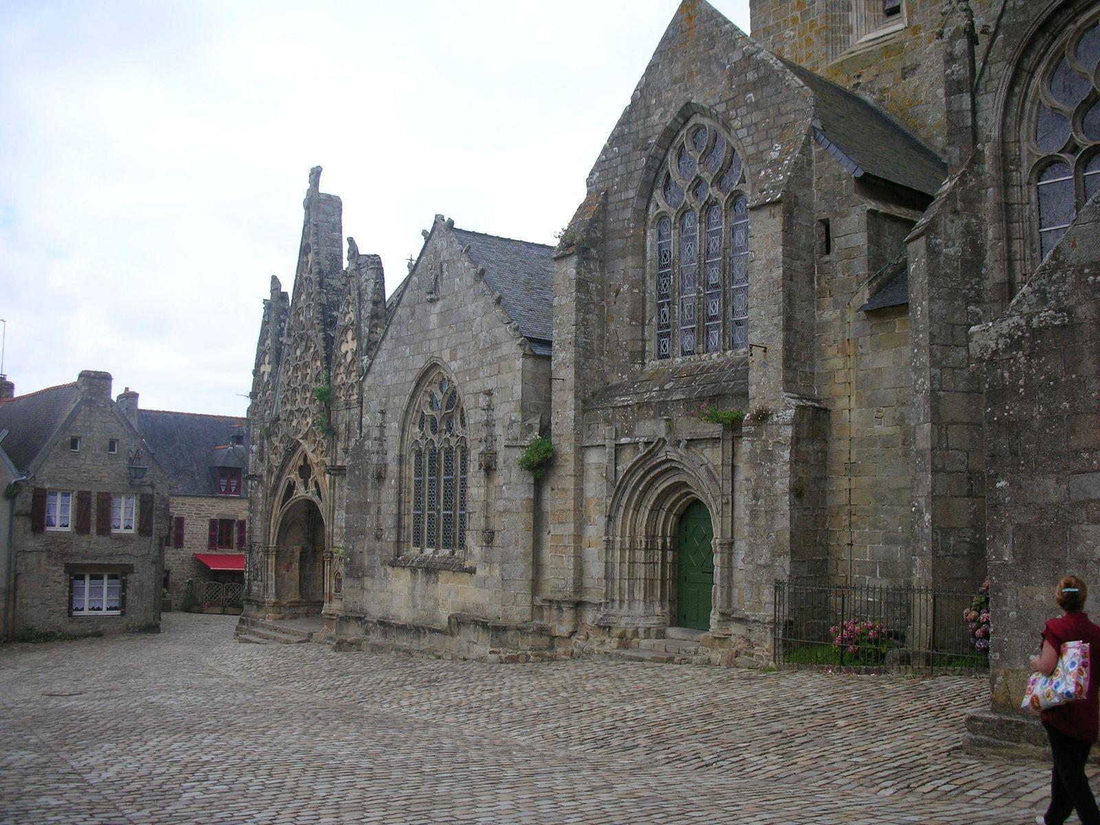 Image : Collégiale Notre-Dame-de-Roscudon