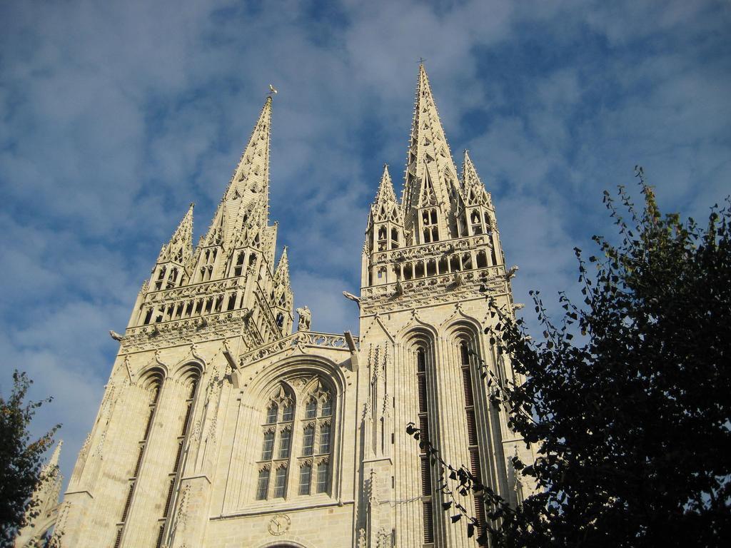 Cathédrale Saint-Corentin_Quimper