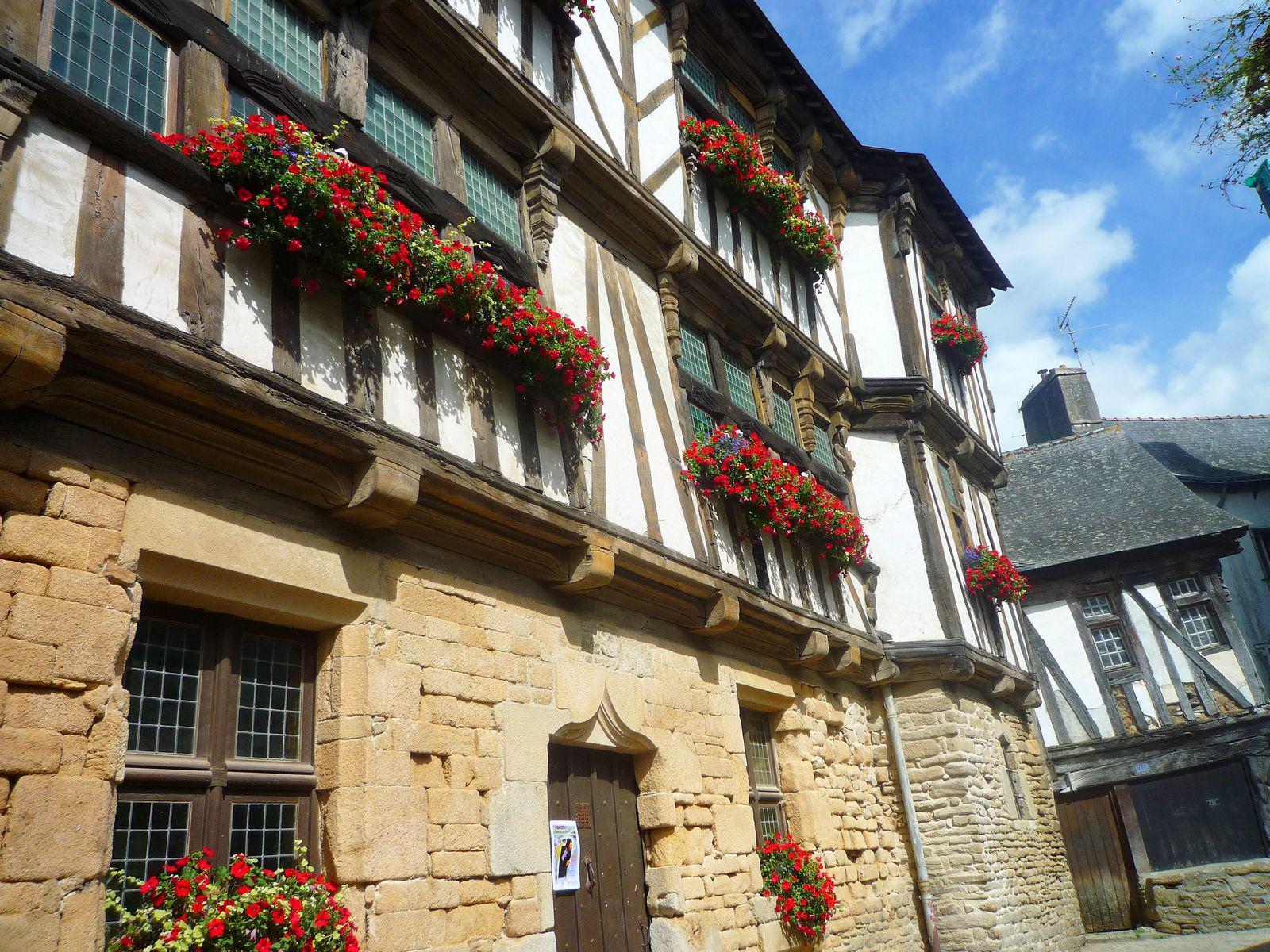 Rue Dom-Morice_Quimperlé