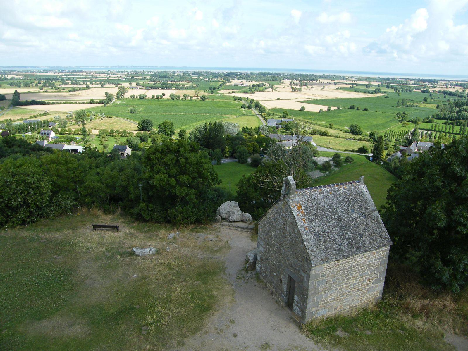 Image : Mont Dol de Dol-de-bretagne