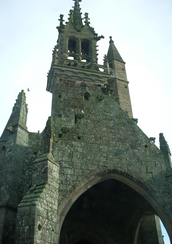 Image : Église des Iffs