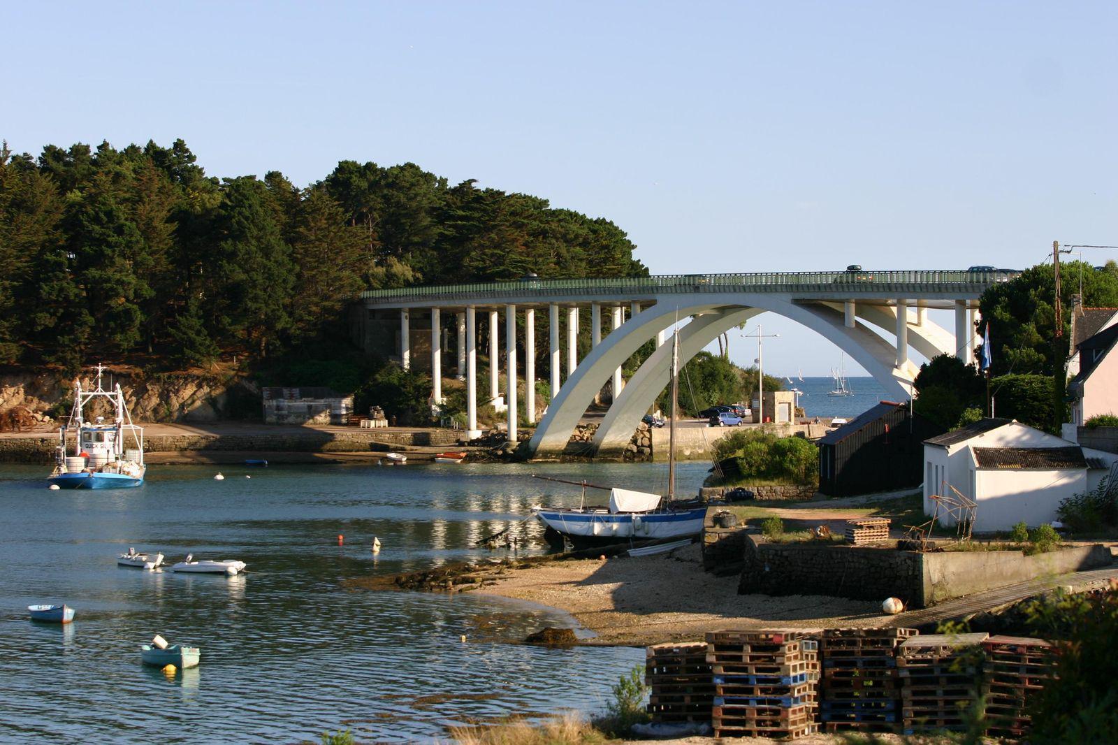 Pont de k risper la trinit sur mer 56470 morbihan 56 - Office de tourisme la trinite sur mer ...