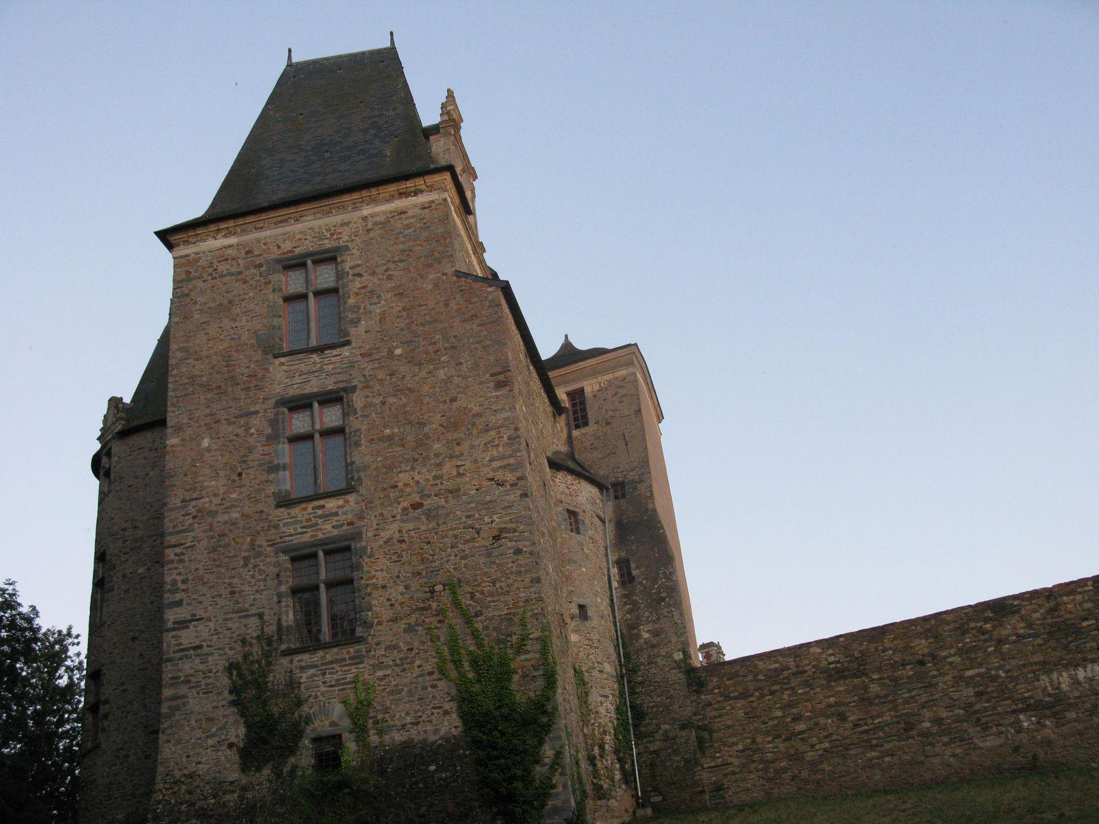 Château de Châteaubriant_Châteaubriant
