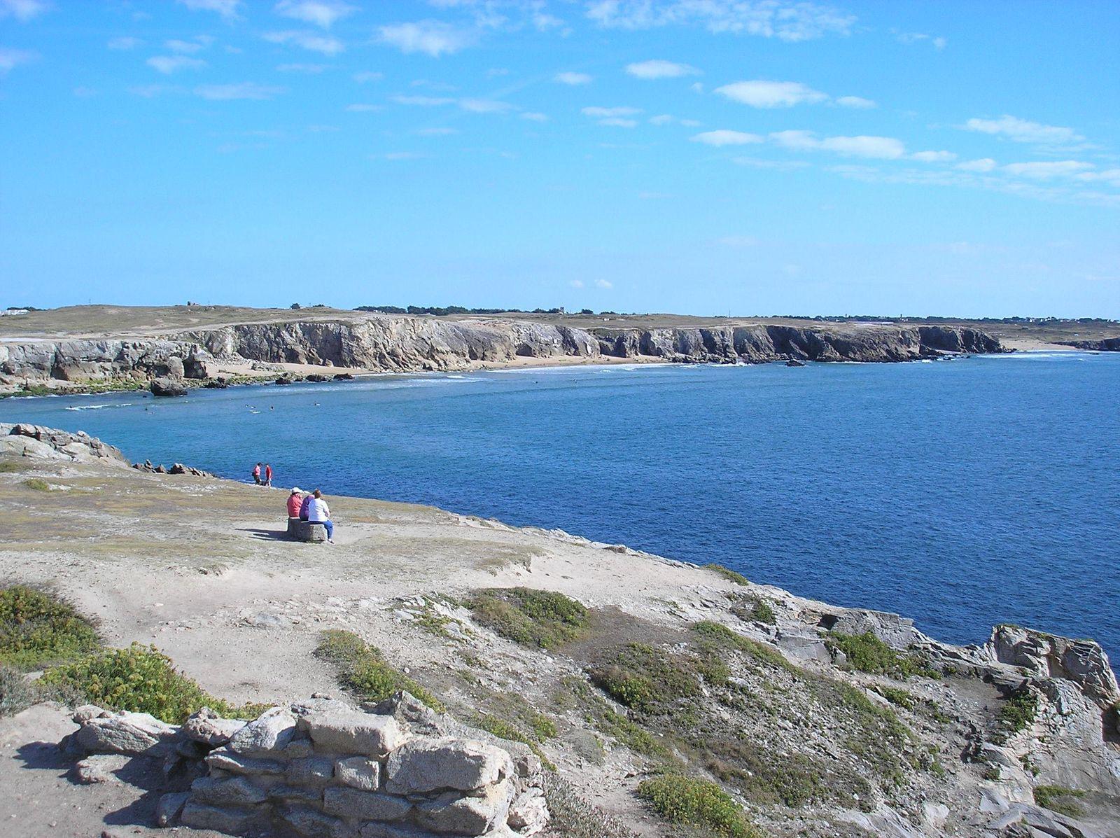 Pointe du Percho_Quiberon