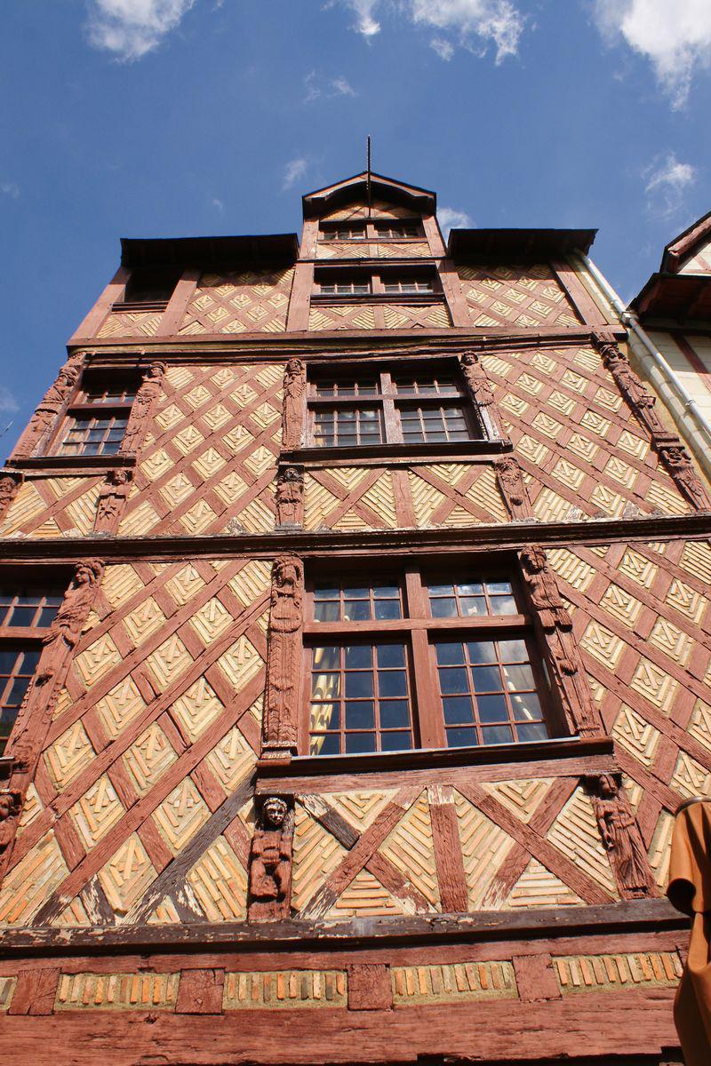 Vieux quartier_Saumur