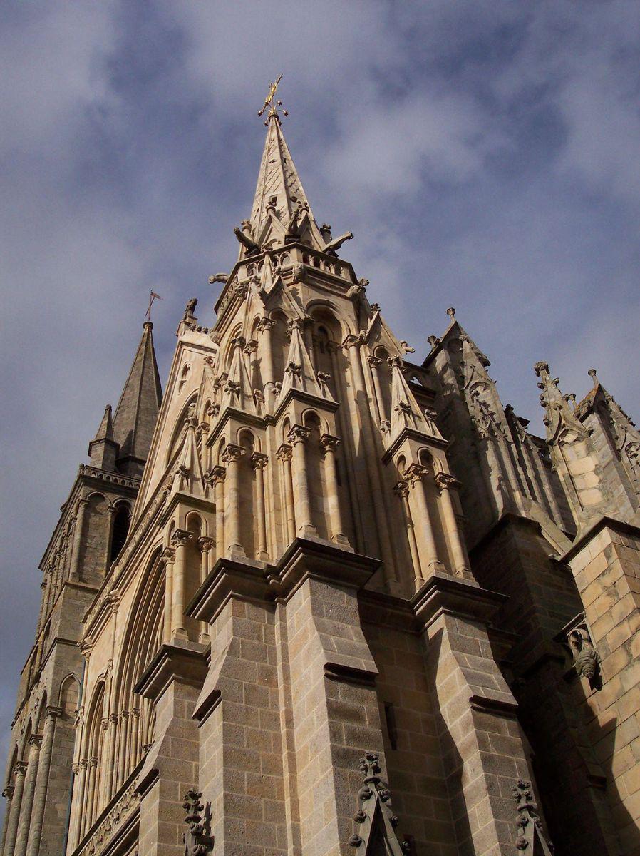 Cathédrale Saint-Pierre_Vannes