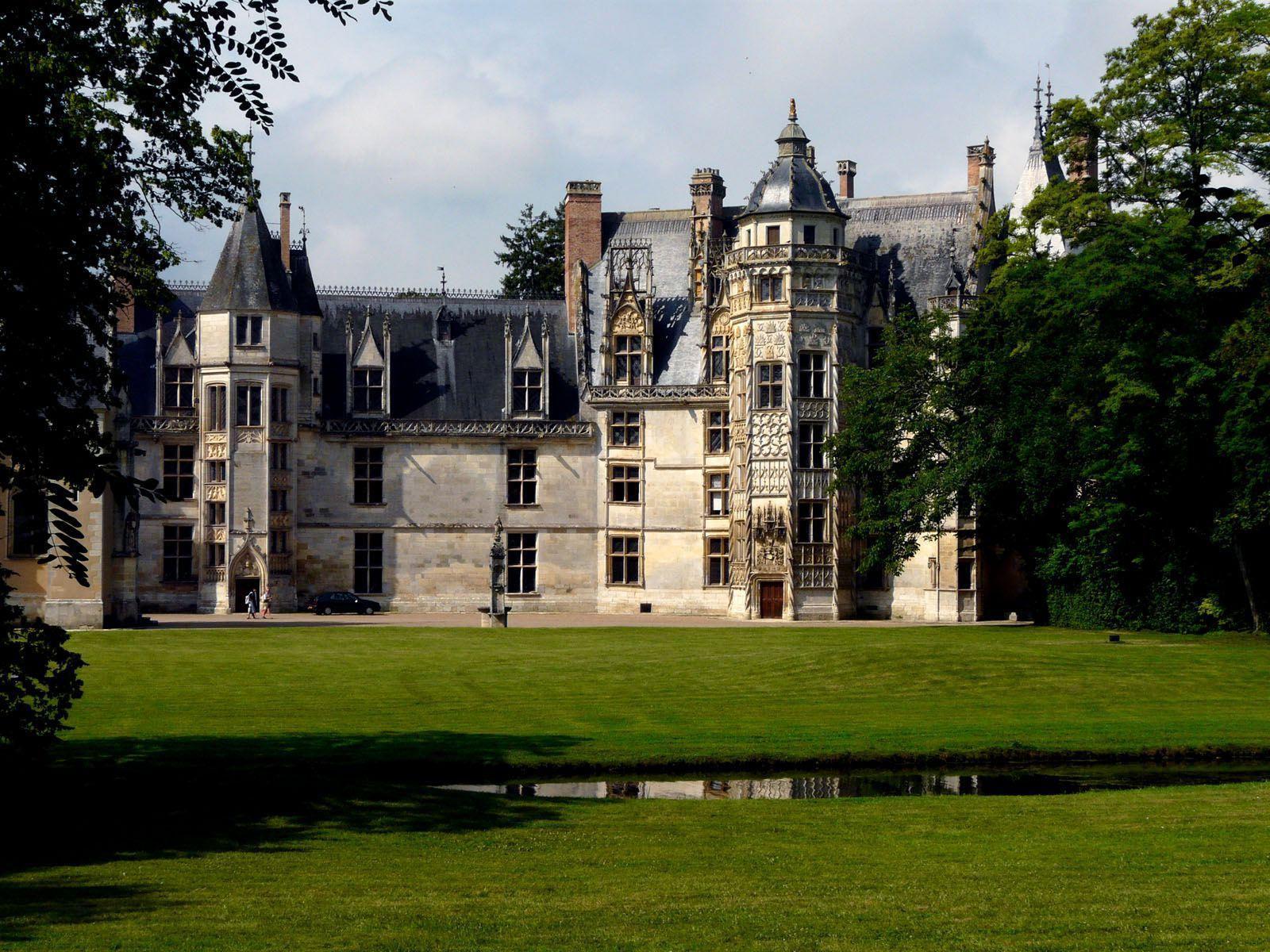 Château de Meillant_Meillant