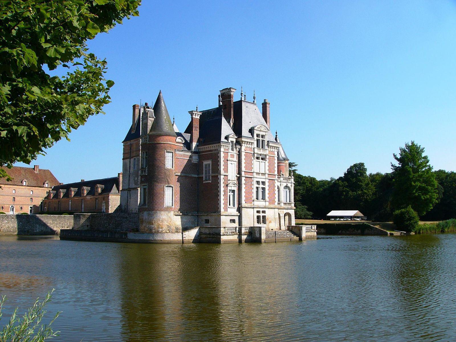 Château des Pécheurs_La Bussière