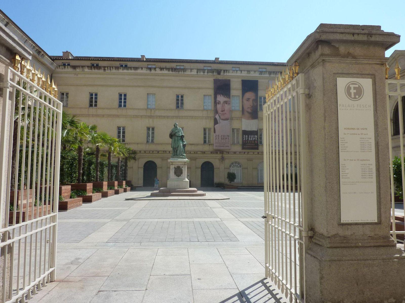 Musée Fesch_Ajaccio