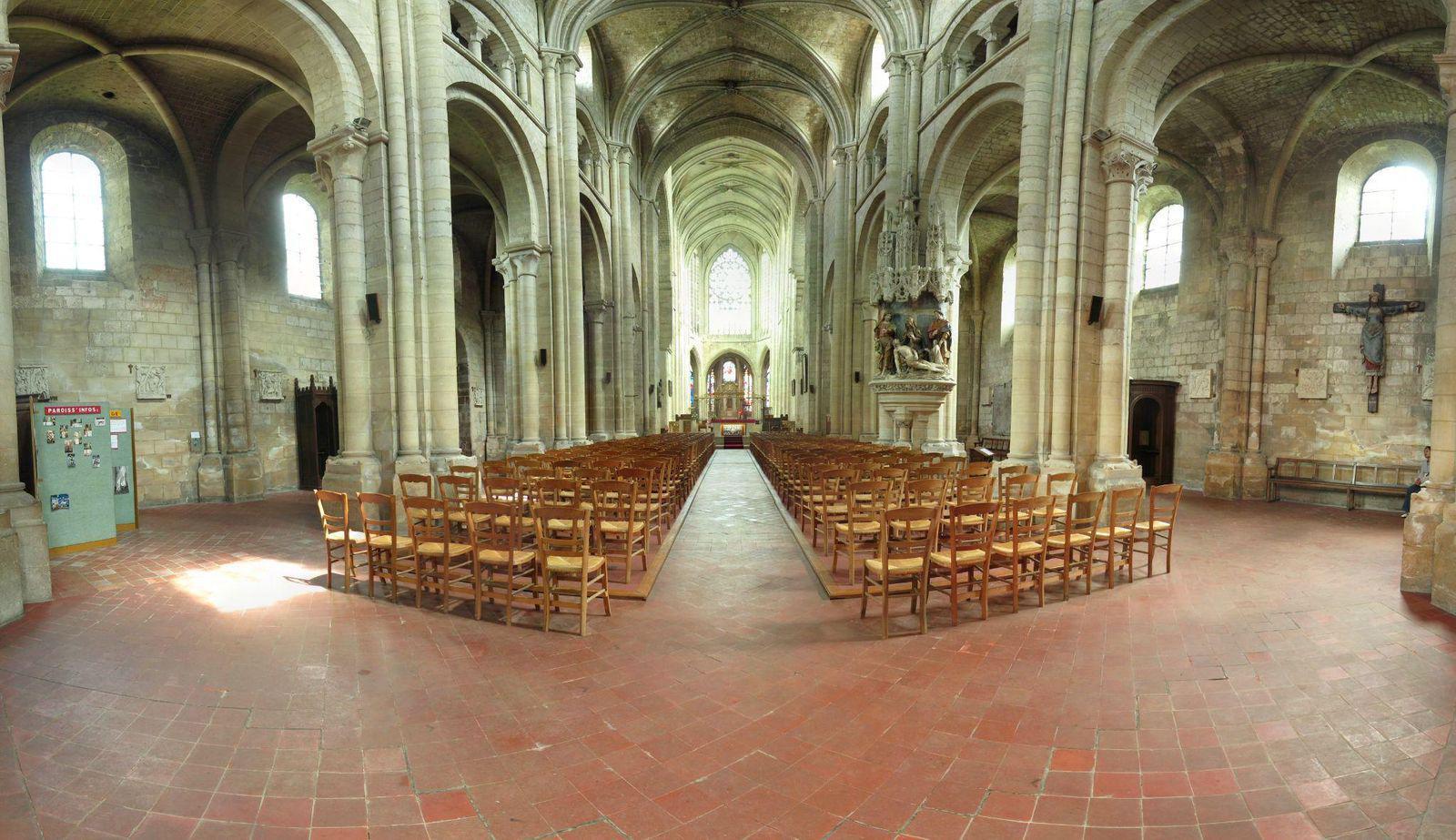 Église Saint-Etienne_Beauvais