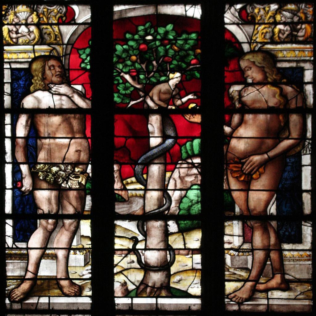 Vitraux - Cathédrale Sainte Marie_Auch