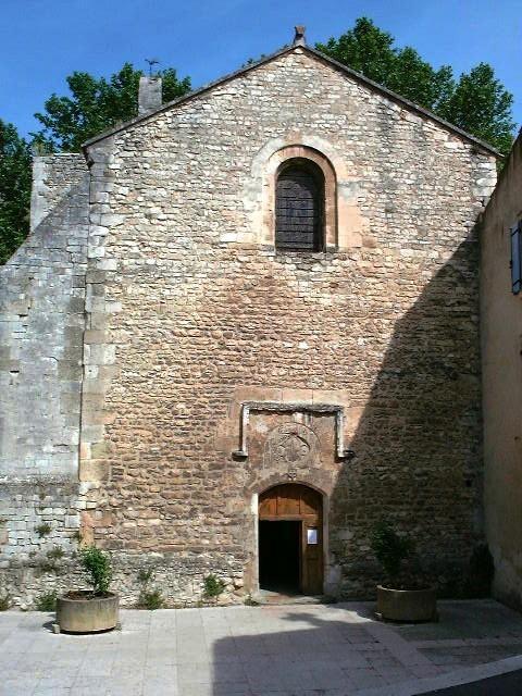 Église Saint-Véran_Fontaine-de-Vaucluse