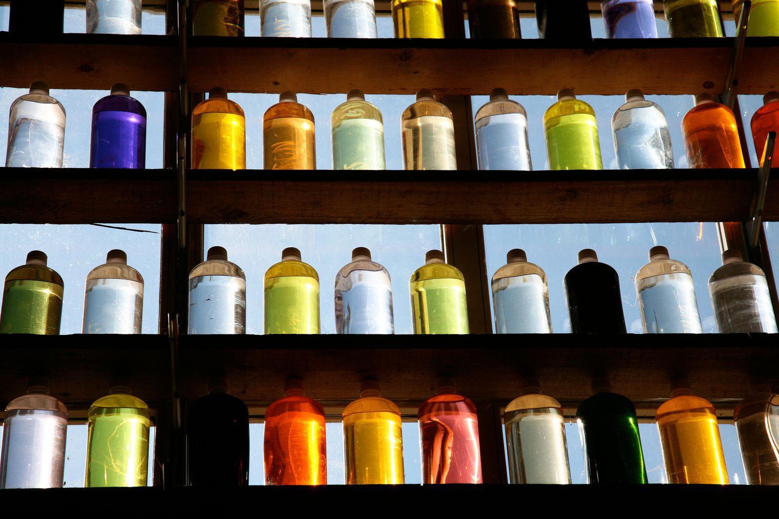Conservatoire des ocres et pigments appliqués_Roussillon