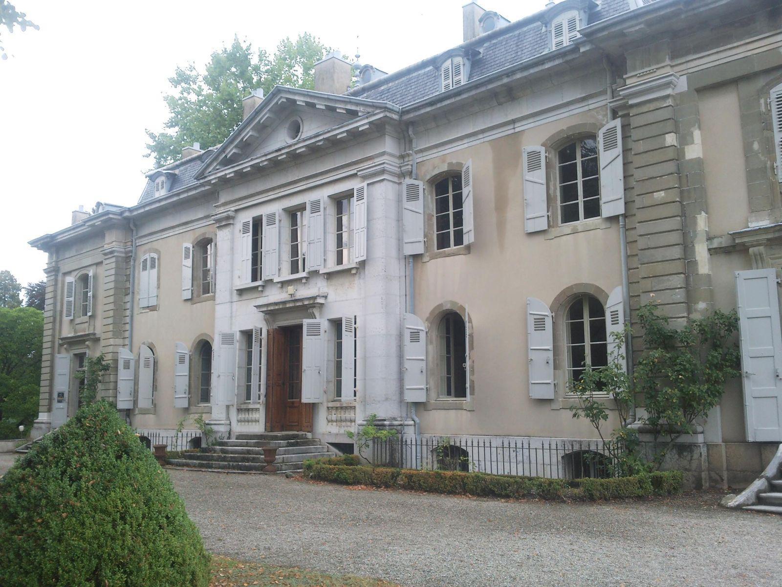 Château de Voltaire_Ferney-Voltaire