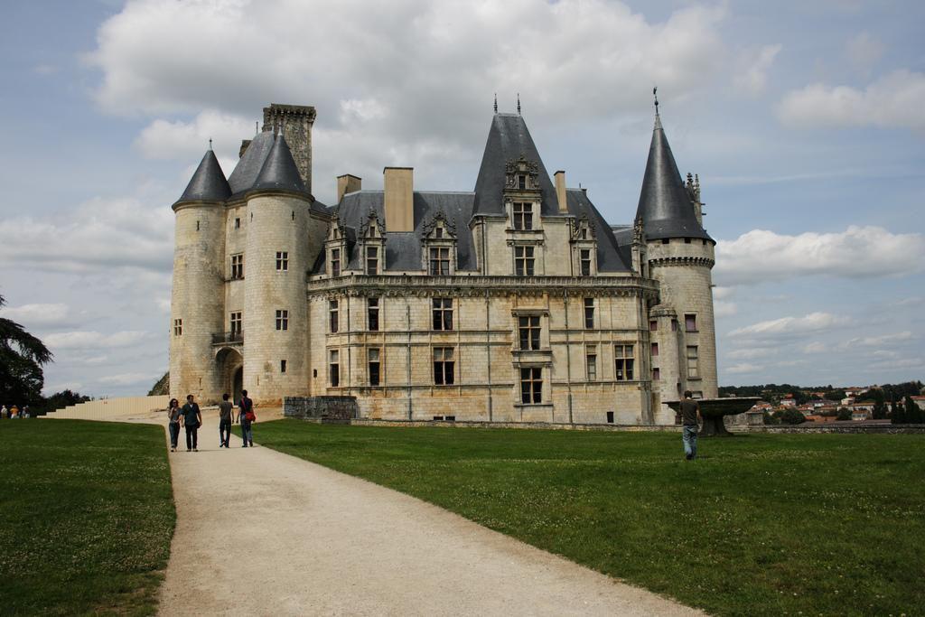 Château de Rochefoucauld_La Rochefoucauld