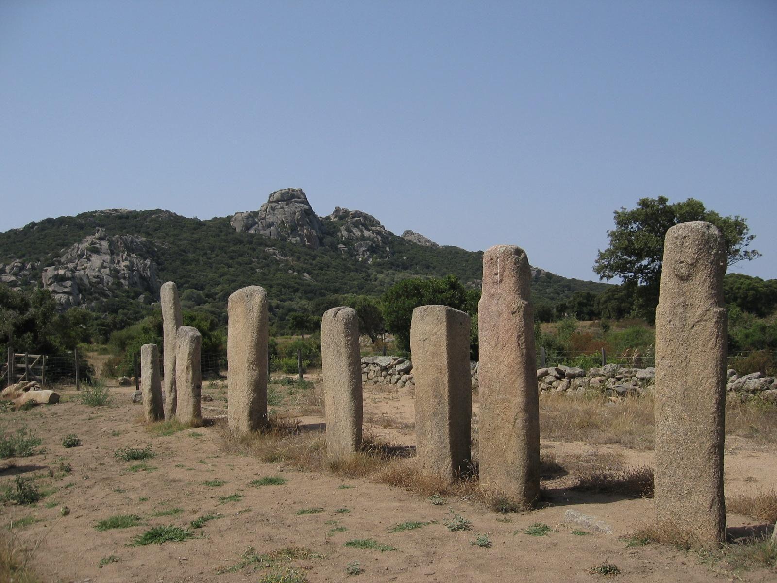 Site archéologique DE CAURIA_Sartène